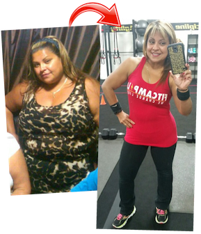 Marie Macias Weight Loss Testimonial