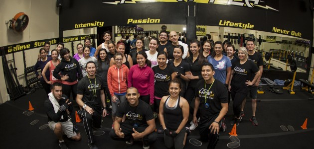 FitCampLA Motivation Group Picture