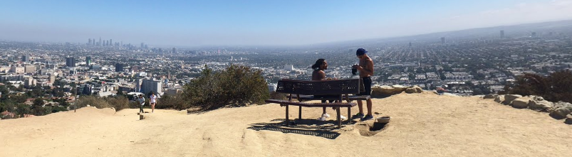 runyon canyon park hike