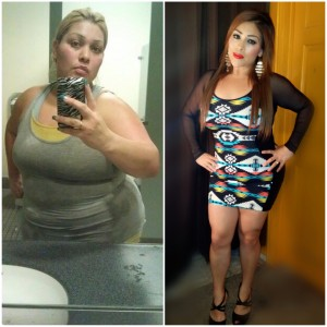 ADA TORRES DOWN 90 POUNDS!!!